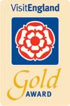 VisitEngland - Gold Award